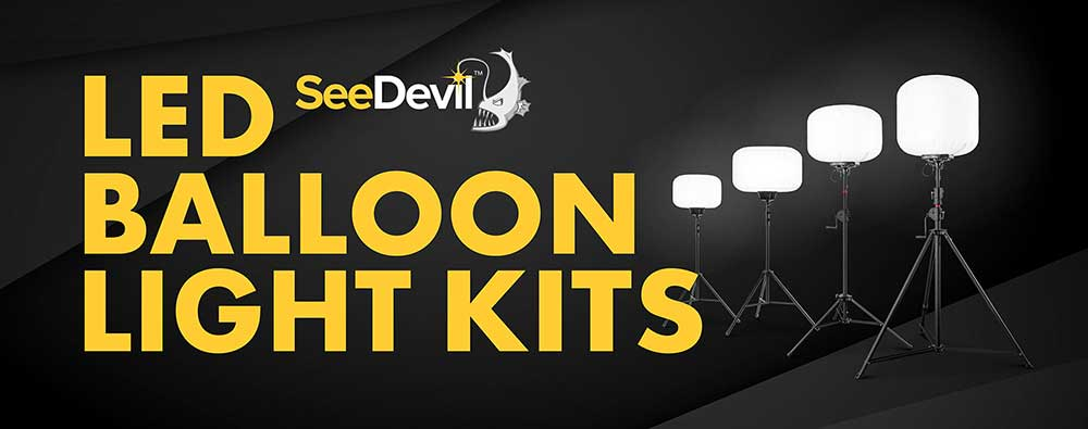 SeeDevil Lighting Kits